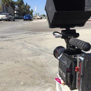 Porsche Panamera Filmproduktion Nick Woodman - Foto - 3