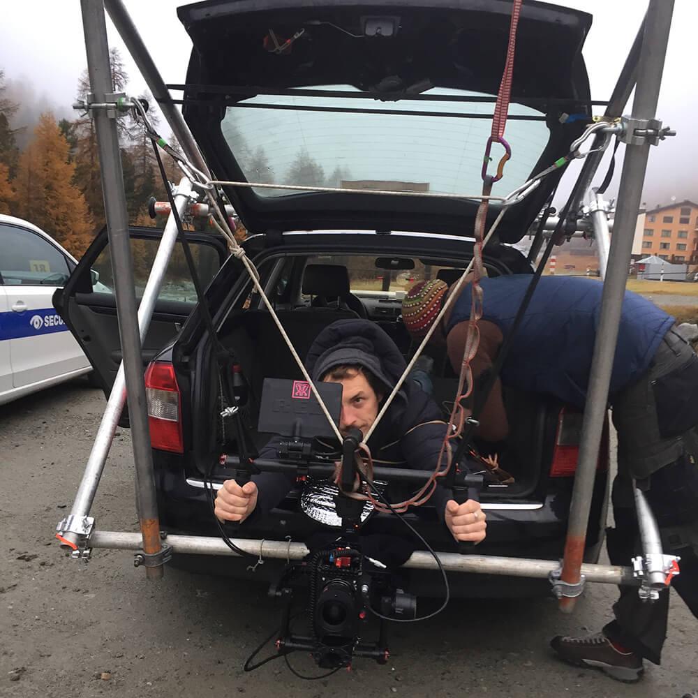 Porsche Roads Schweiz Filmproduktion - Foto 3