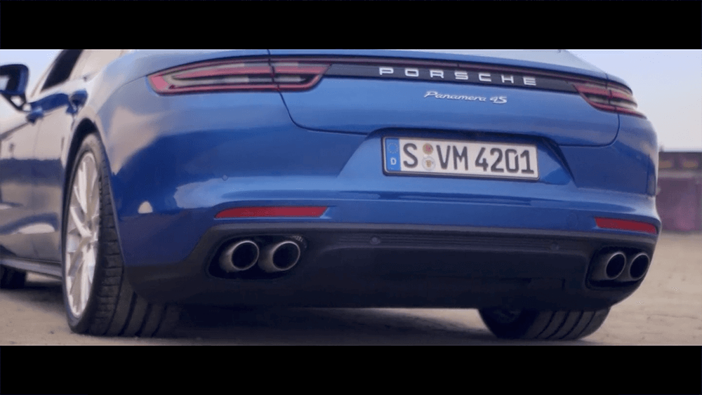 Porsche Roadtrip Panamera Nick Woodman - 2