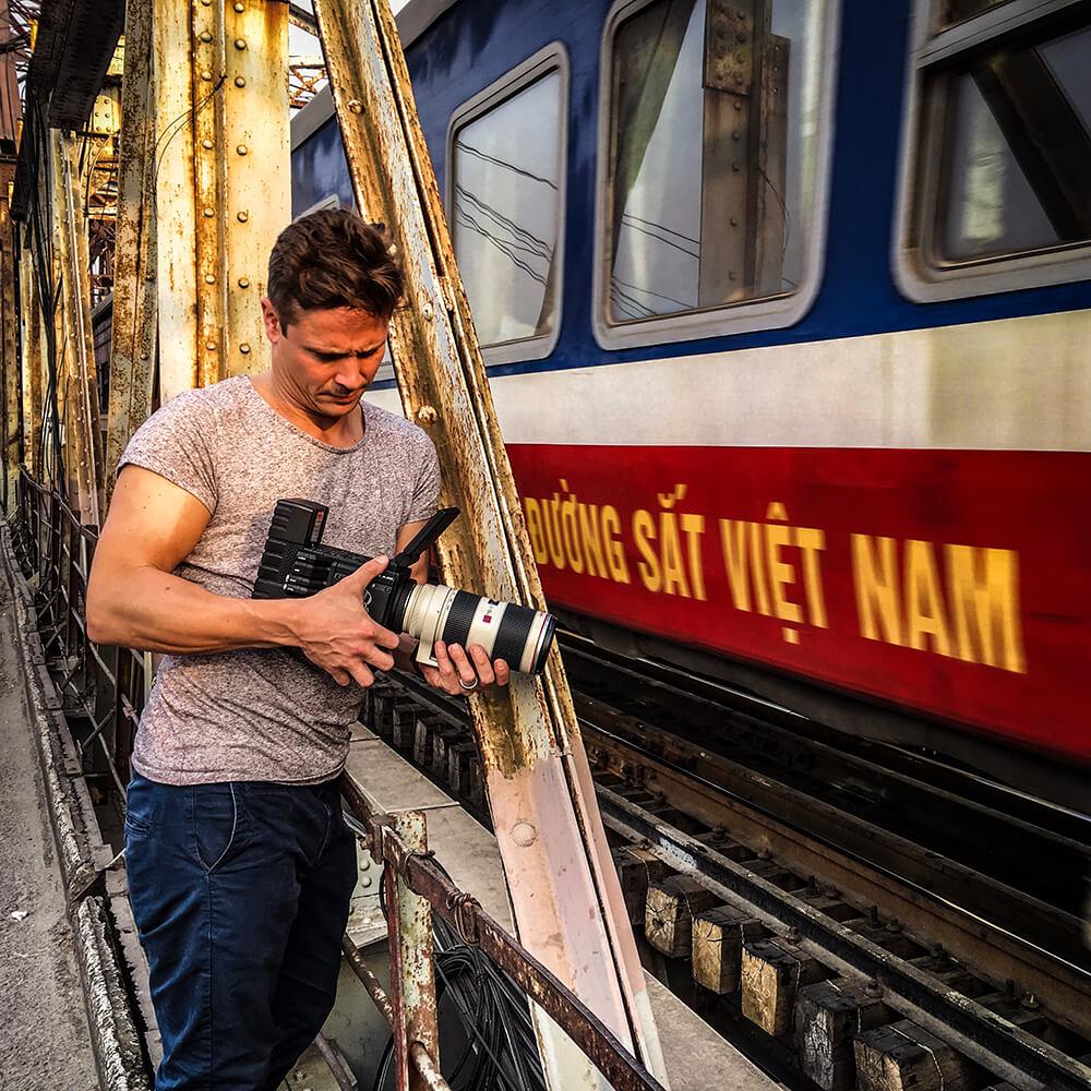 Porsche Roads Vietnam Filmproduktion - Foto 6
