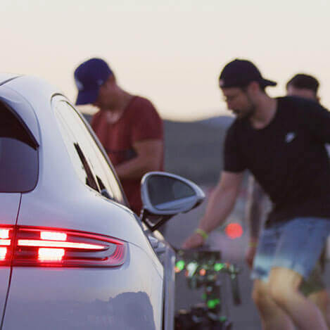 Porsche Venture On Jimek Filmproduktion - Foto 10