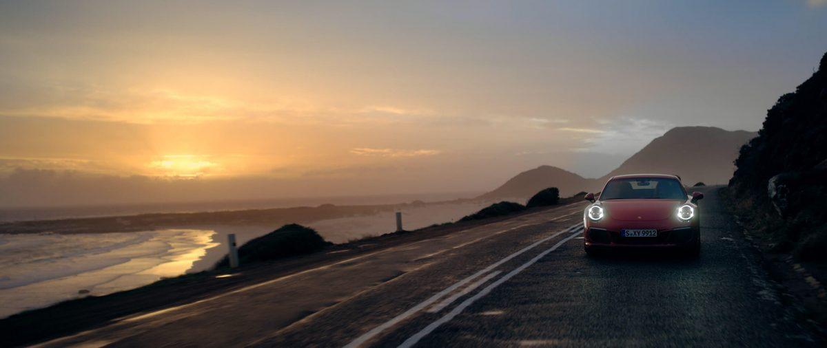 Porsche Roads Filmproduktion