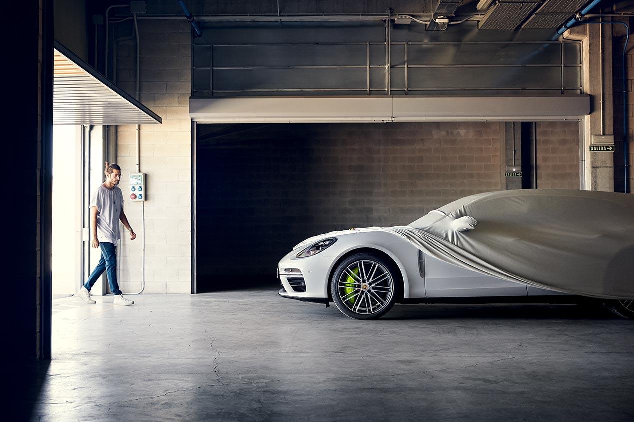 Porsche Venture On